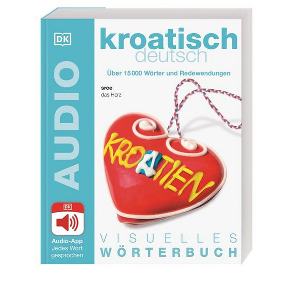 Visuelles Wörterbuch Kroatisch Deutsch