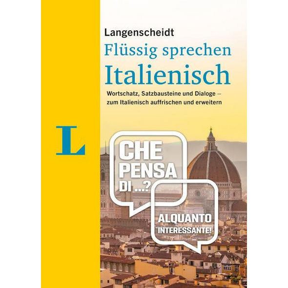 Langenscheidt Flüssig sprechen Italienisch