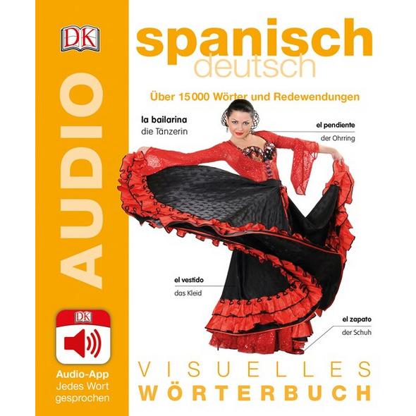Visuelles Wörterbuch Spanisch Deutsch