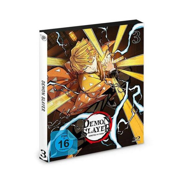 Demon Slayer - Staffel 1 - Vol.3
