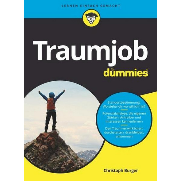 Traumjob für Dummies
