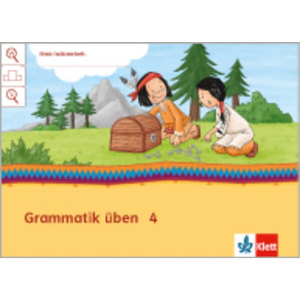 Grammatik üben 4