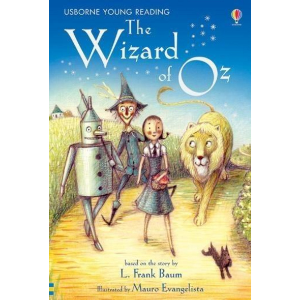 The Wizard of Oz. Book + CD
