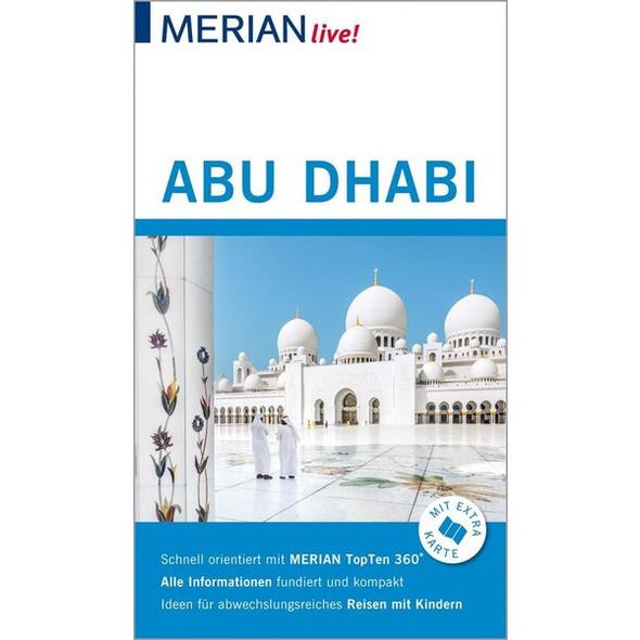 MERIAN live! Reiseführer Abu Dhabi