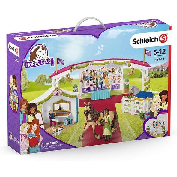 Schleich 42466 - Horse Club, Große Pferdeshow, Spielset
