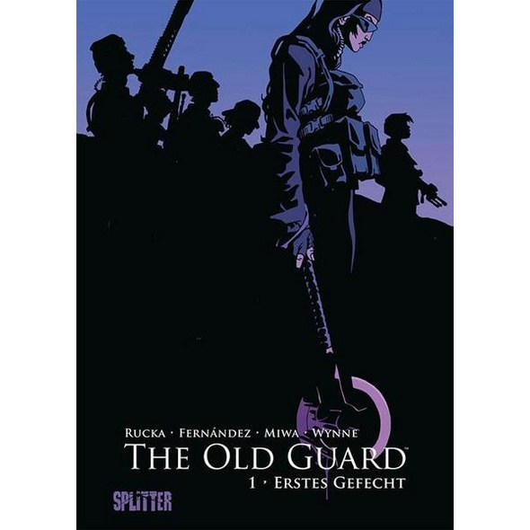 The Old Guard. Band 1