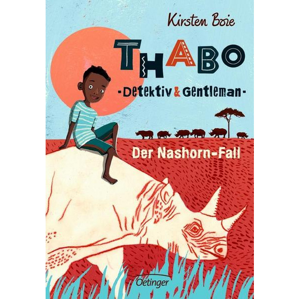 Der Nashorn-Fall / Thabo: Detektiv und Gentleman Bd. 1