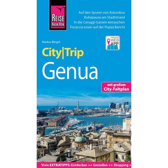 Reise Know-How CityTrip Genua