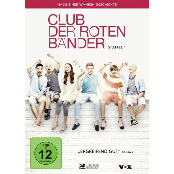Club der roten Bänder - Staffel 1  [3 DVDs]