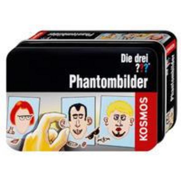 Die drei ???: Phantombilder