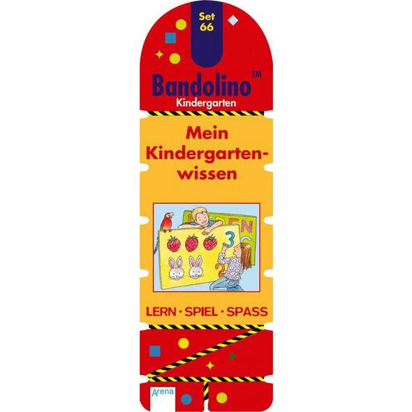 Mein Kindergartenwissen