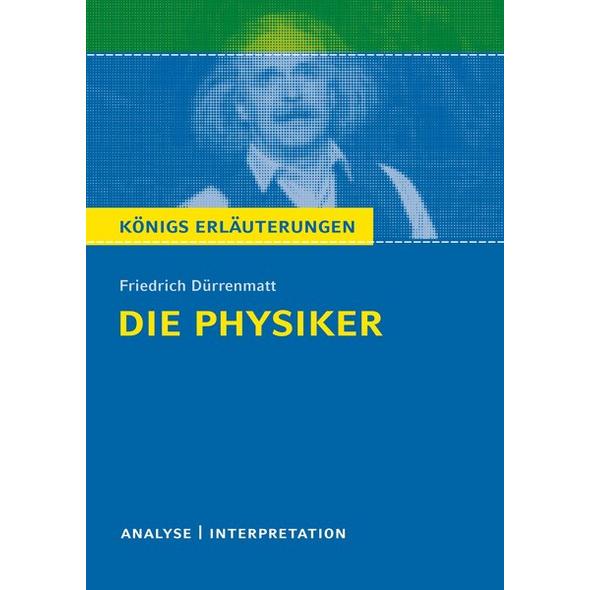 Die Physiker vom Friedrich Dürrenmatt.