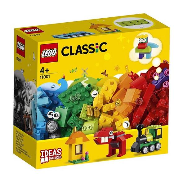 LEGO® Classic 11001 - Bausteine, Erster Bauspaß, Bauen