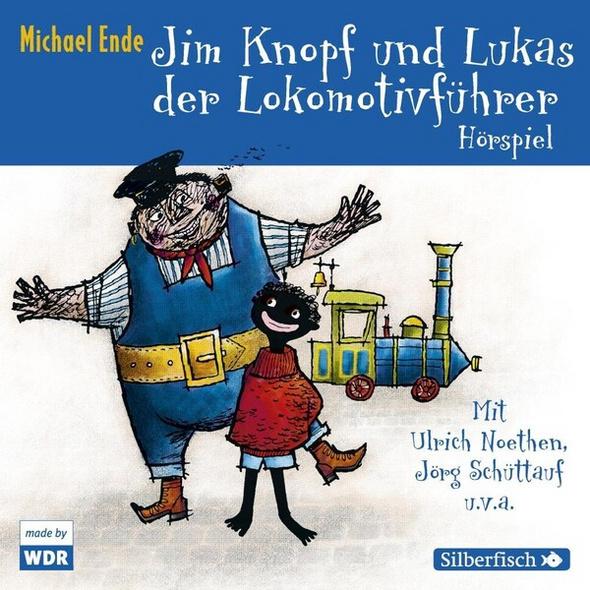 Jim Knopf und Lukas der Lokomotivführer - Das WDR-Hörspiel