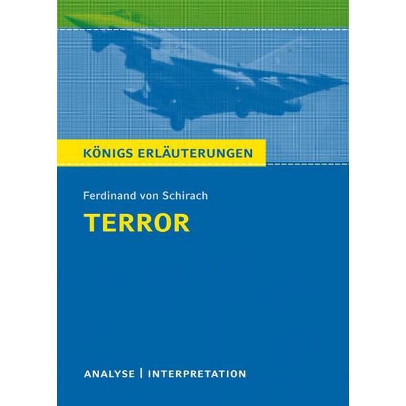 Terror von Ferdinand von Schirach.