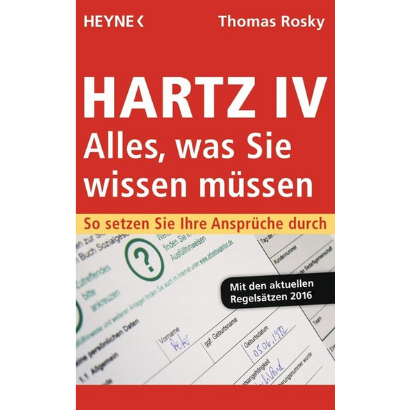 Hartz IV – Alles, was Sie wissen müssen