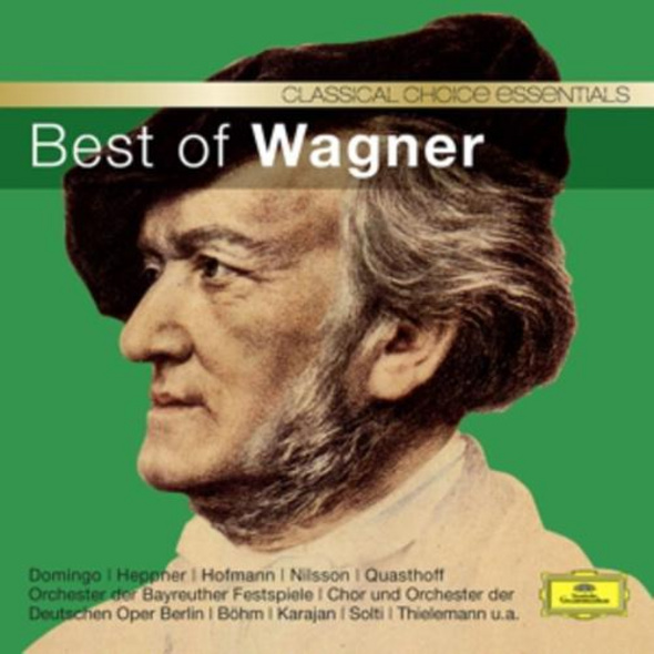 Best Of Wagner (CC)