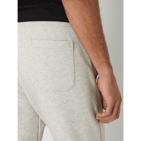 Sweatpants mit elastischen Beinabschlüssen