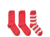 3-Pack Mixed Socken