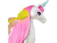 Barbie Dreamtopia Regenbogen-Königreich Magisches Haarspiel-Einhorn