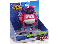 Super Wings Transforming Rescue Dizzy