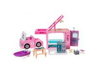 Barbie 3-in-1 Super Abenteuer-Camper, Barbie Auto, Barbie Wohnmobil, Barbie Wohnwagen