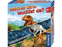 Welcher Dino leuchtet da?? - Memo-Spiel