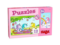 Puzzles Einhorn Glitzerglück – Rosalie & Friends