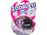 Zoobles Animals Sammelfigur mit Verwandlungsmechanismus und Happitat Überraschung (sortiert)