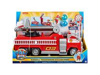 PAW Patrol: Der Kinofilm - Marshalls Deluxe Verwandlungs-Feuerwehrauto