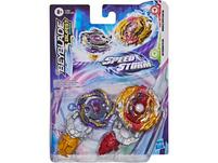 Beyblade Burst Surge Speedstorm World Spryzen S6 und Betromoth B6 Kreisel Doppelpack – 2 Battle Kreisel, Spielzeug für Kinder ab 8 Jahren