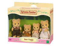 Sylvanian Families Bären: Familie Pelzig