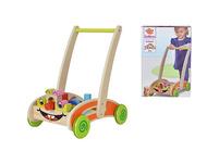 Spielwagen mit Bausteinen