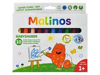 Babyzauber - 10 abwaschbare Malstifte