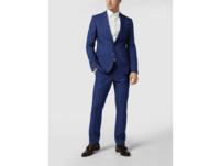 Anzug-Hose mit Stretch-Anteil