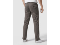 Straight Fit Chino mit hohem Stretch-Anteil Modell 'Denton' - 'Flex Technology'