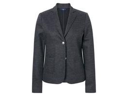 Jersey-Woll Blazer
