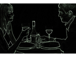 Dinner in the Dark in Rostock für 2