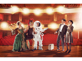 Wahlgutschein 'Musicalreise für 2'