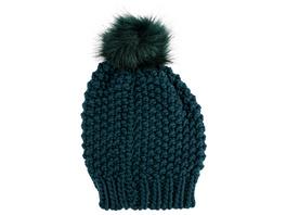 Mütze - Fluffy Green