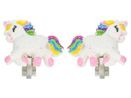 Ohrclips - Flying Unicorn