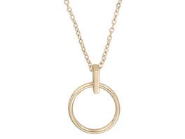 Kette - Gold Charm