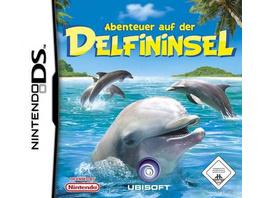 Abenteuer auf der Delfininsel