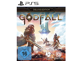 Godfall Deluxe Edition