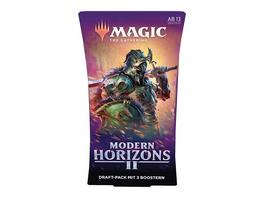 Magic the Gathering: Modern Horizons 2 Booster - 3er Pack