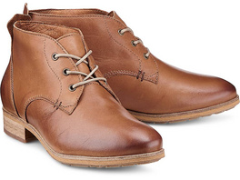 Schnür-Boots BRUNA