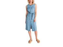 Kleid aus Lyocell-Denim - Lyocell-Kleid