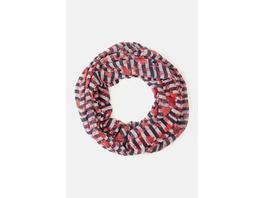 Ulla Popken Loop, Streifen, Blütenmuster - Große Größen