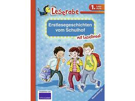 Leserabe: Erstlesegeschichten vom Schulhof