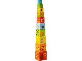 myToys Stapelturm, 10 tlg.